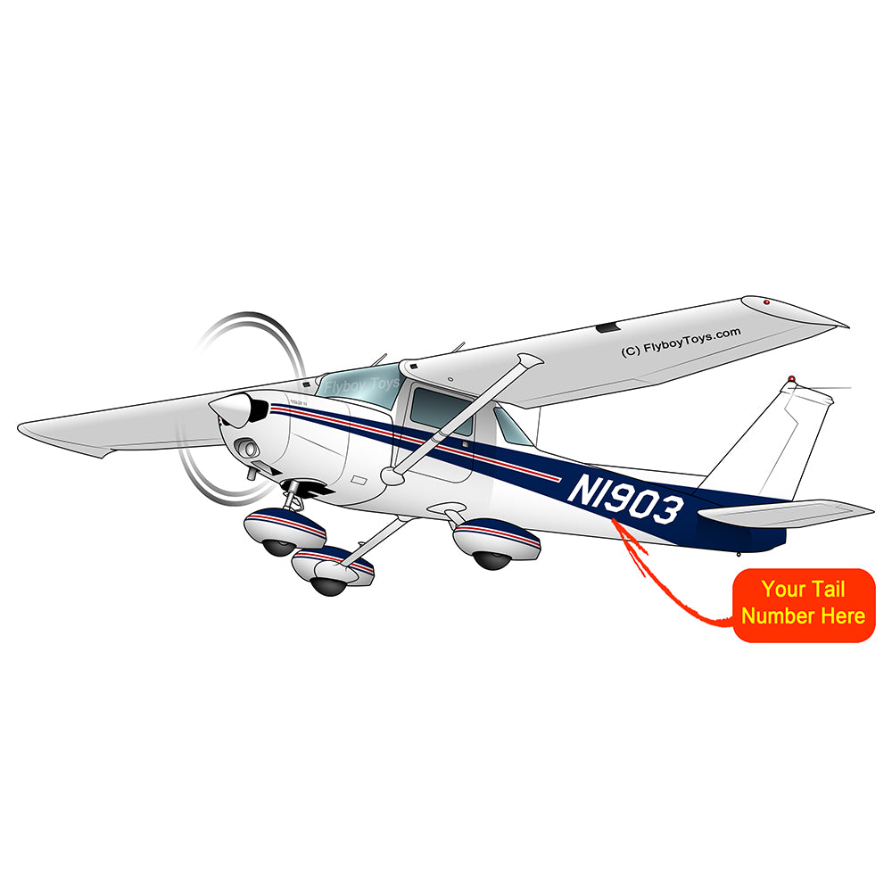 Airplane Design (Red/Blue #2) - AIR35JJ152-RB2