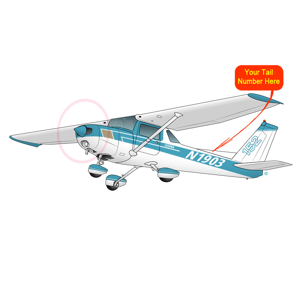 Airplane Design (Turquoise #2) - AIR35JJ152-T2