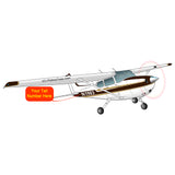 Airplane Design (Brown #2) - AIR35JJ172-BRN2