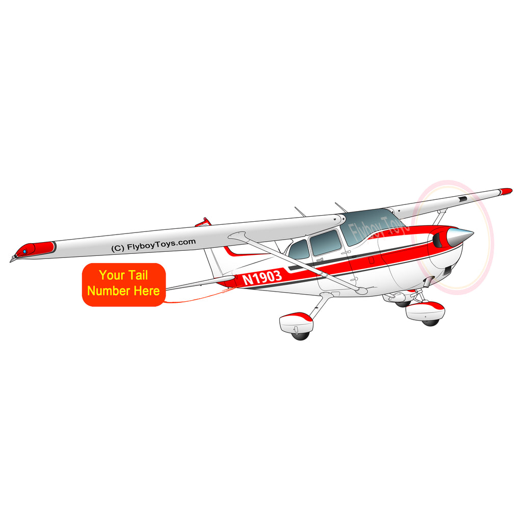 Airplane Design (Red) - AIR35JJ172-R1
