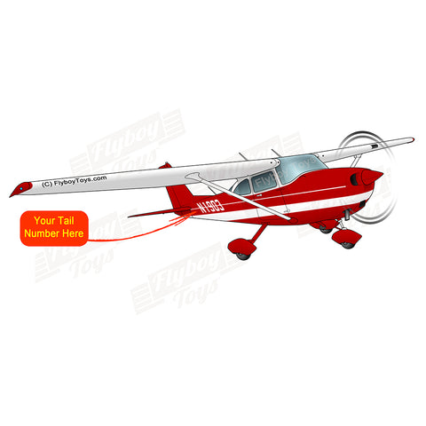 Airplane Design (Red) - AIR35JJ172K-R1