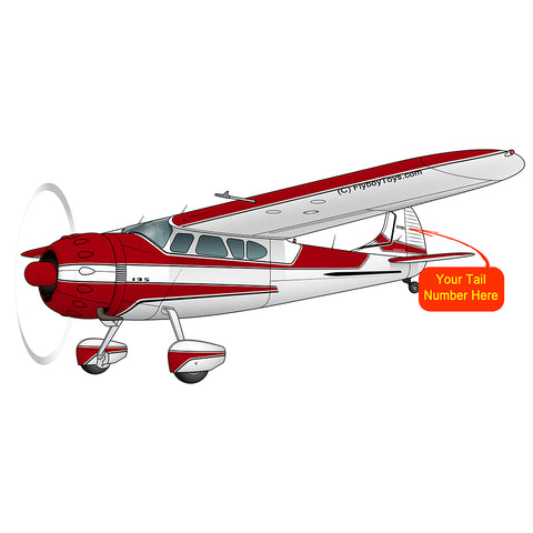 Airplane Design (Red) - AIR35JJ195-R1