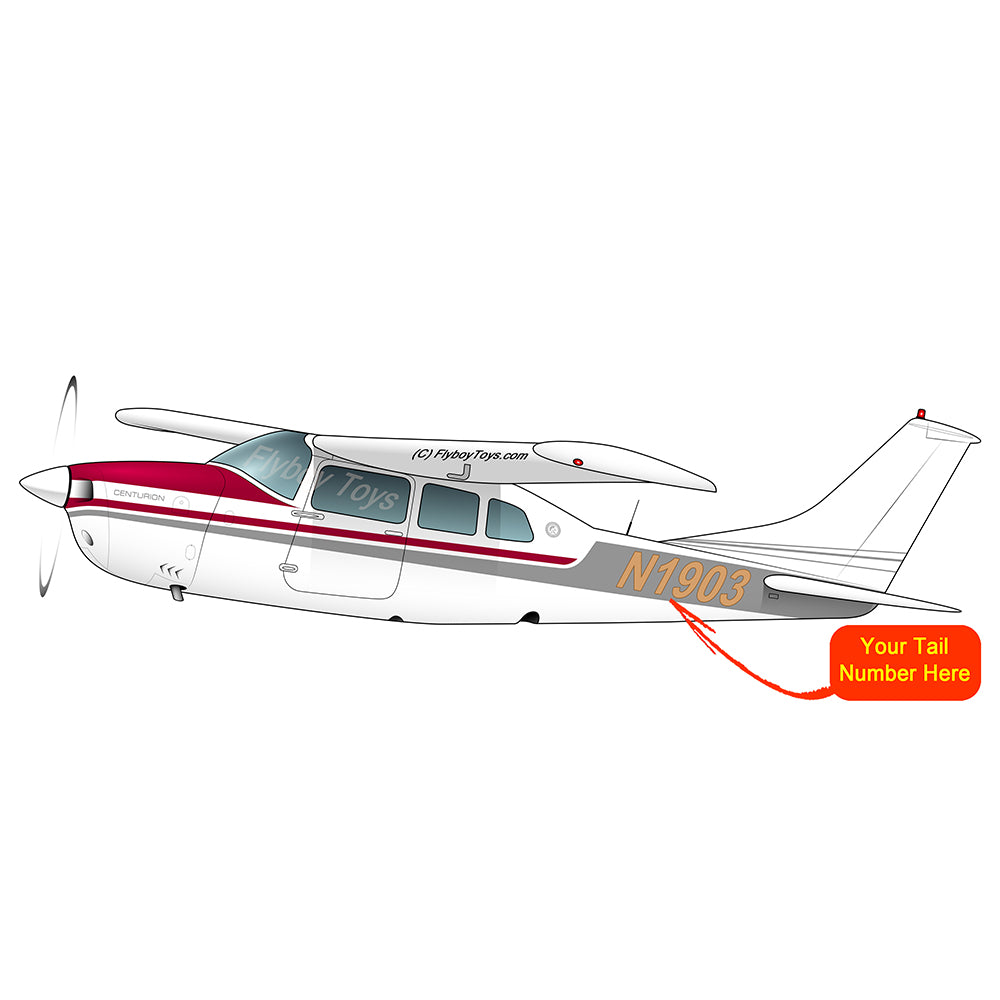 Airplane Design (Red/Grey) - AIR35JJ21035EKLI9FE-RG2