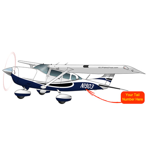 Cessna Stationair Turbo 206H