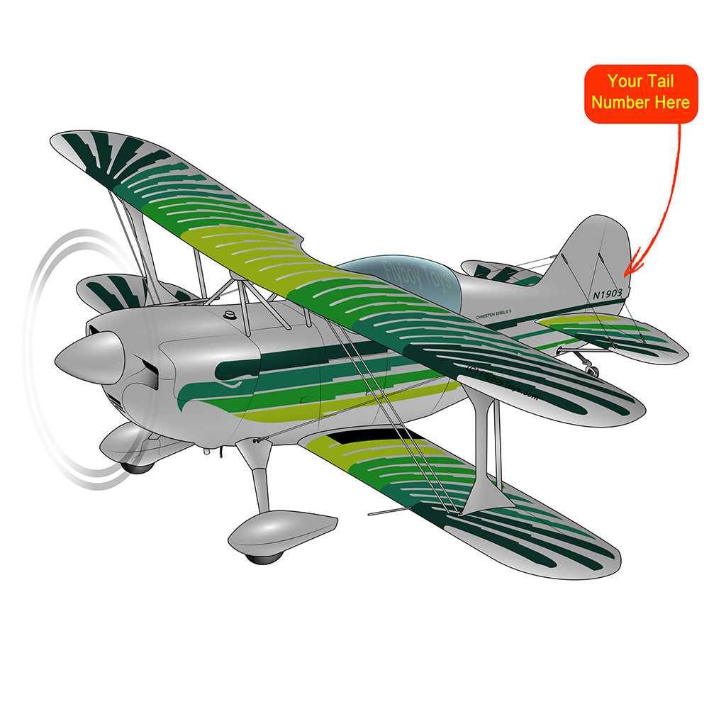 Airplane Design (Green) - AIR38I517-G1