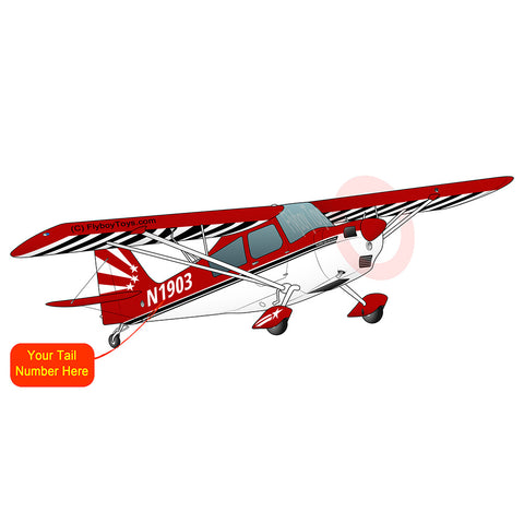 Super Decathlon 8KCAB