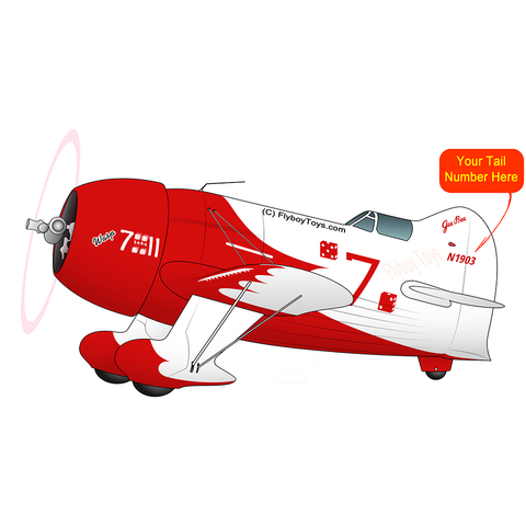 Gee Bee R-2 R2