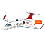 Airplane Design (Red/Silver/Gold) - AIRC5131A-RSG1