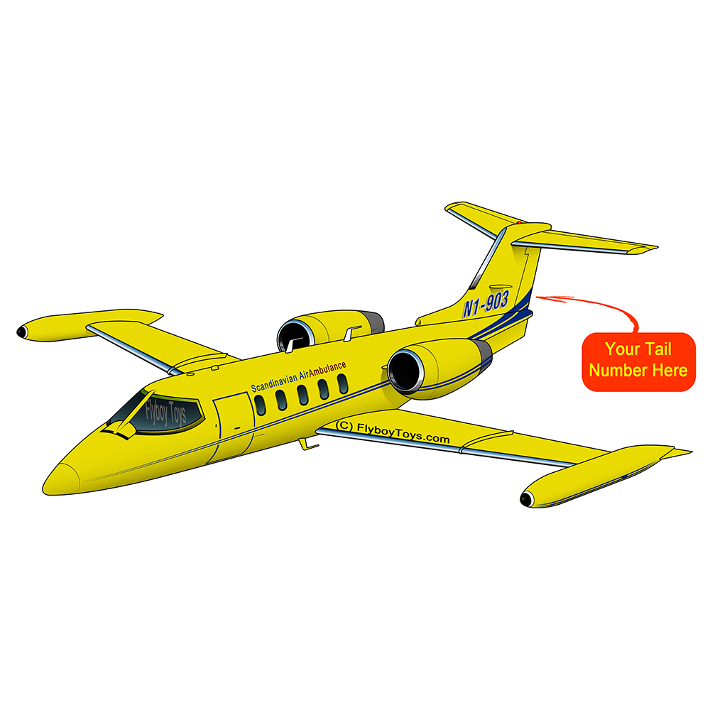 Airplane Design (Yellow/Blue) - AIRC5135-YB1
