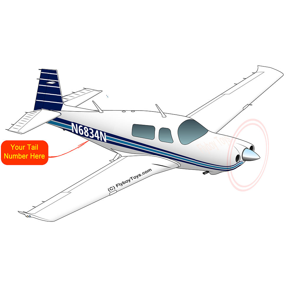 Airplane Design (Blue#2) - AIRDFFM20-B2