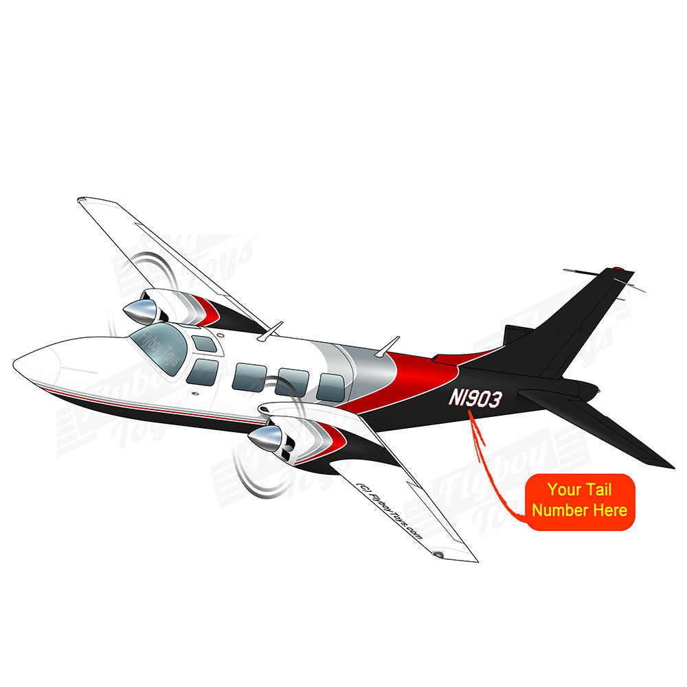Airplane Design (Silver/Red/Black) - AIRG9G15I601P-SRB1