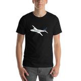 Airplane T-Shirt AIRG9G15I602P-BB1 - Personalized w/ Your N#