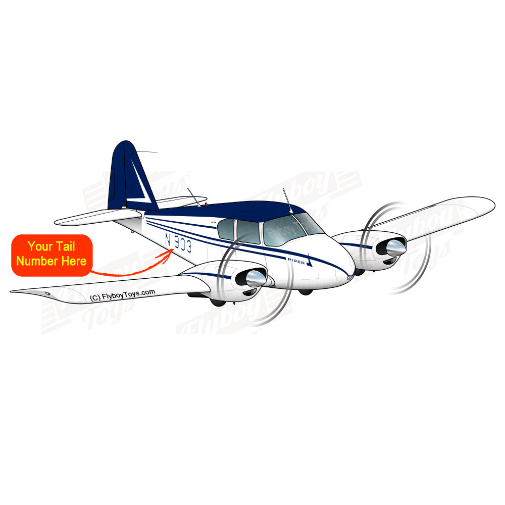 Airplane Design (Blue) - AIRG9G1G1-B1