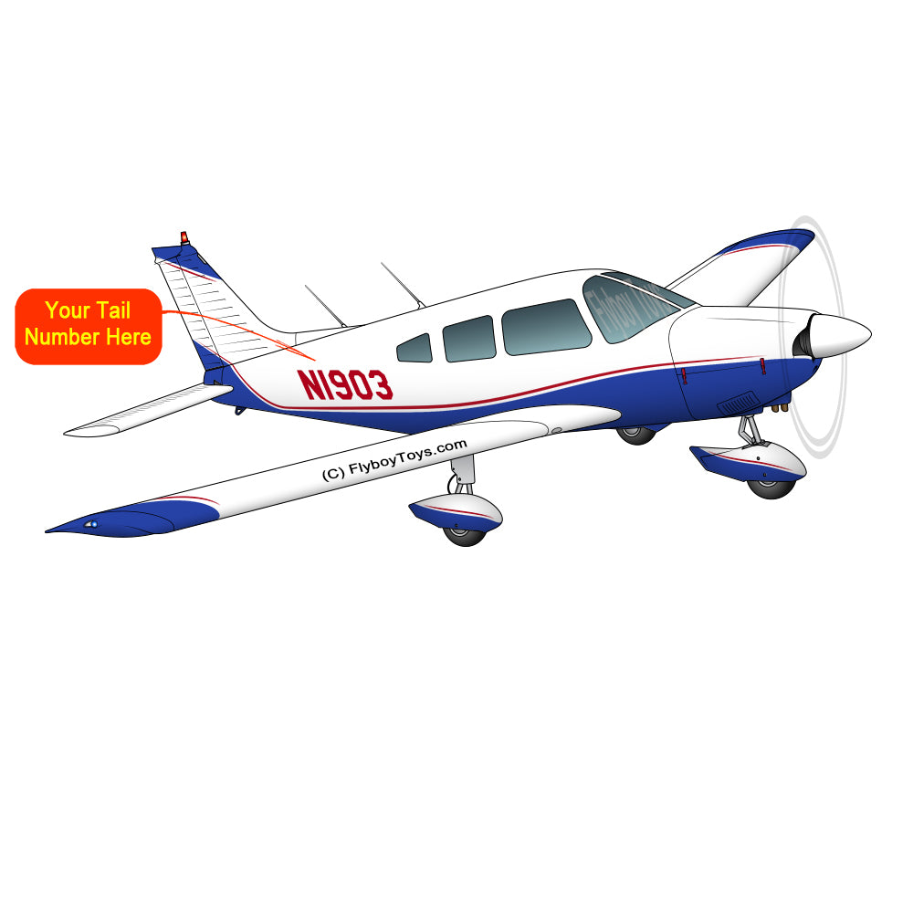 Piper Aircraft PA-28-181 Archer II