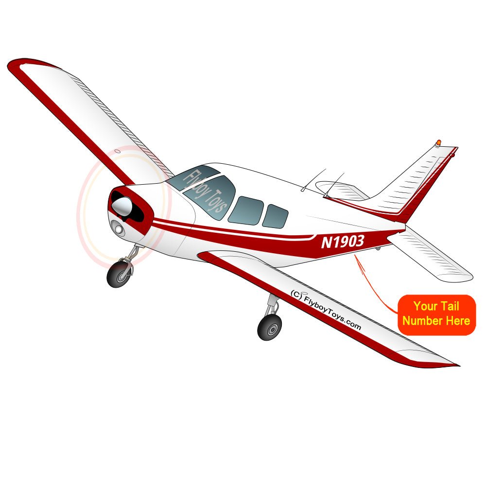 Airplane Design (Red#2) - AIRG9G385140-R2