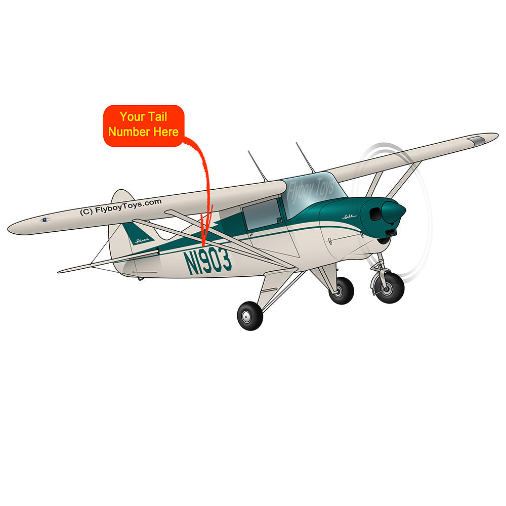 Airplane Design (Green) - AIRG9G3FC-G1