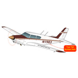 Airplane Design (Bronze/Gold) - AIRG9G3FD250-BZ1