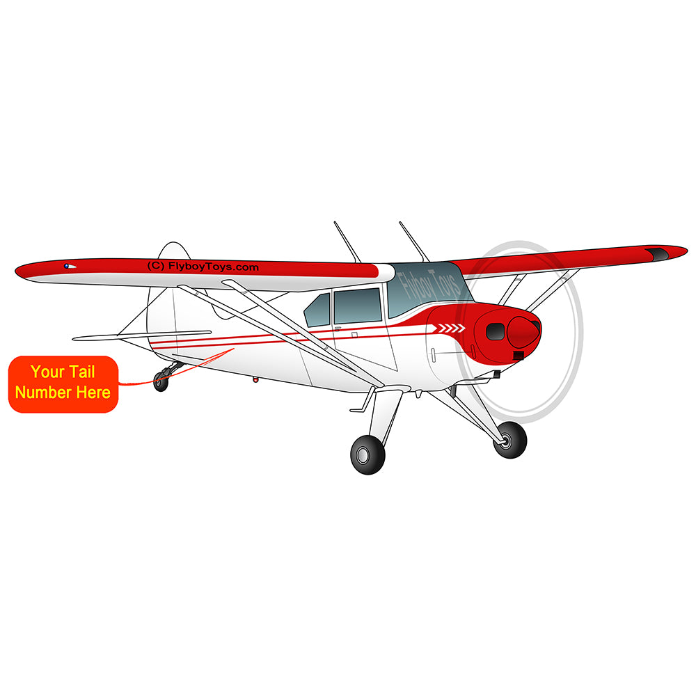 Airplane Design (Red #2) - AIRG9GG13-R2