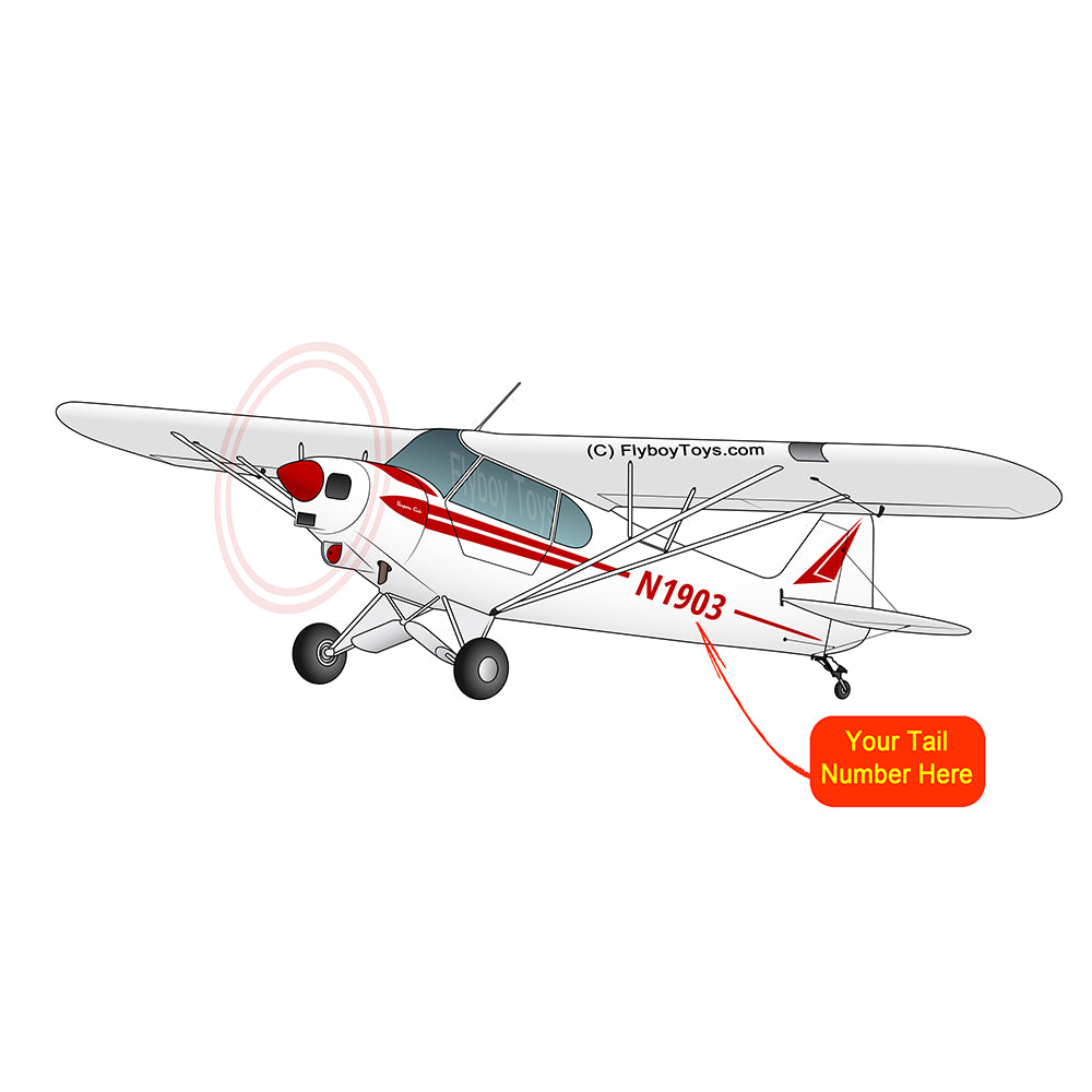 Airplane Design (Red) - AIRG9GG1H-R1