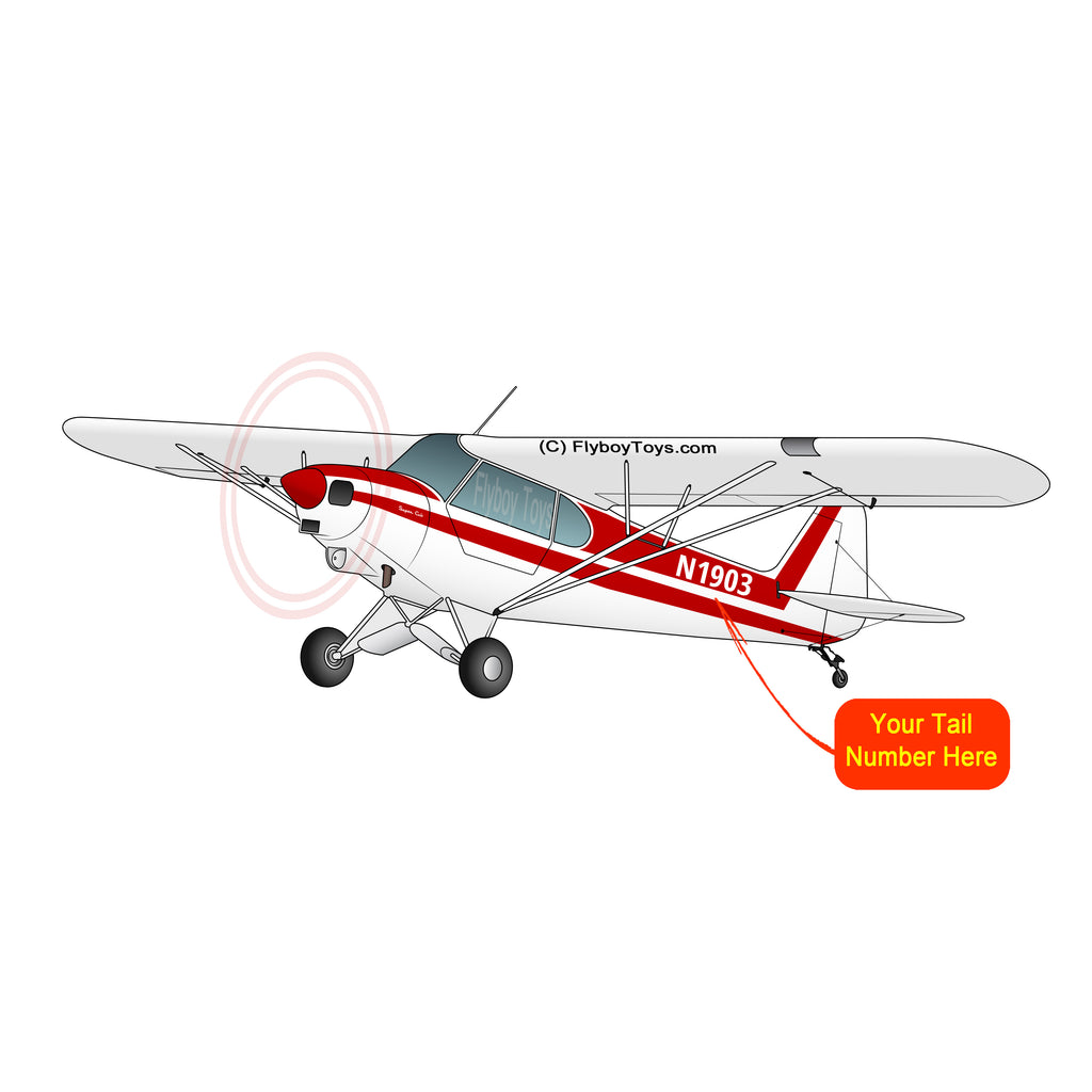 Airplane Design (Red#2) - AIRG9GG1H-R2