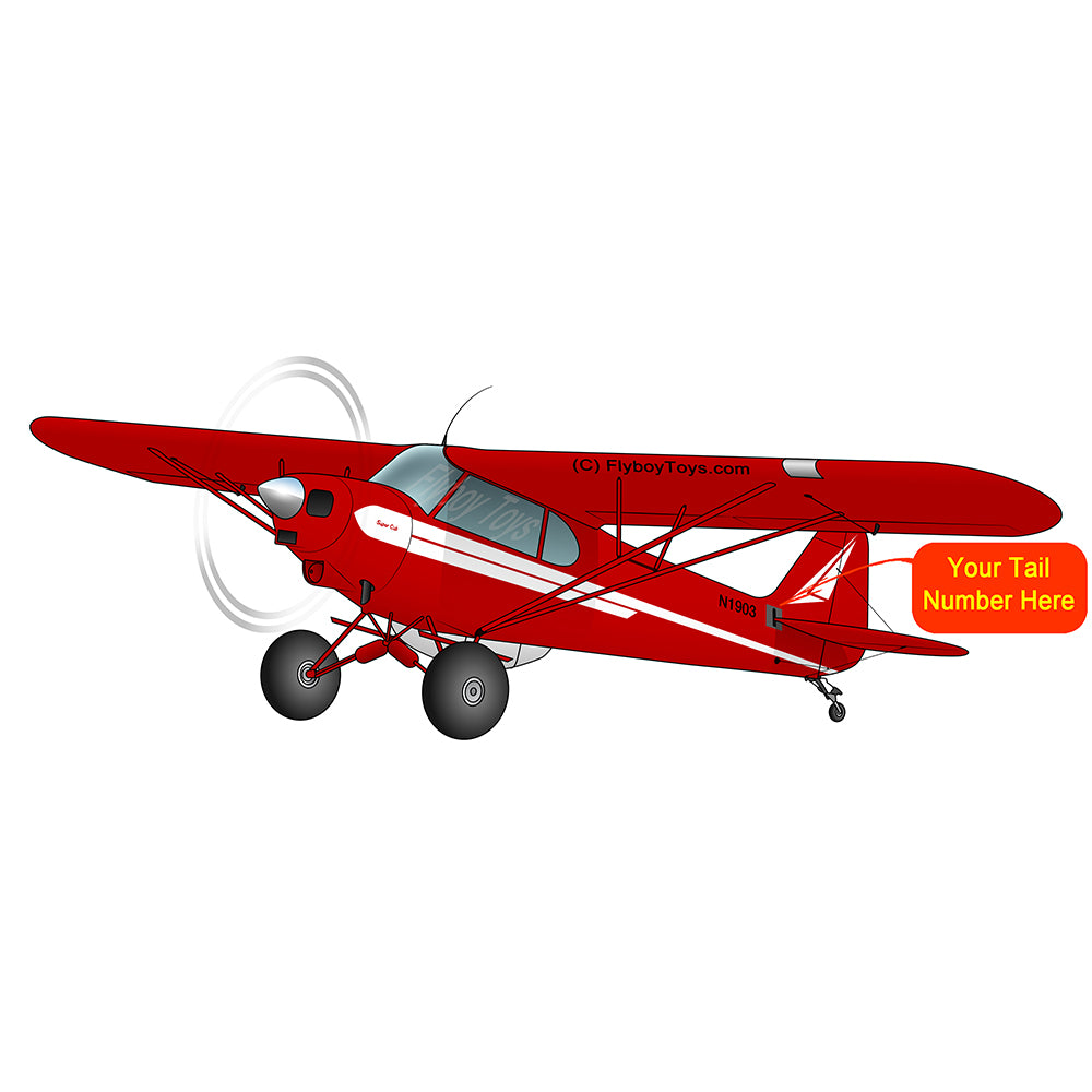 Airplane Design (Red#3) - AIRG9GG1H-R3