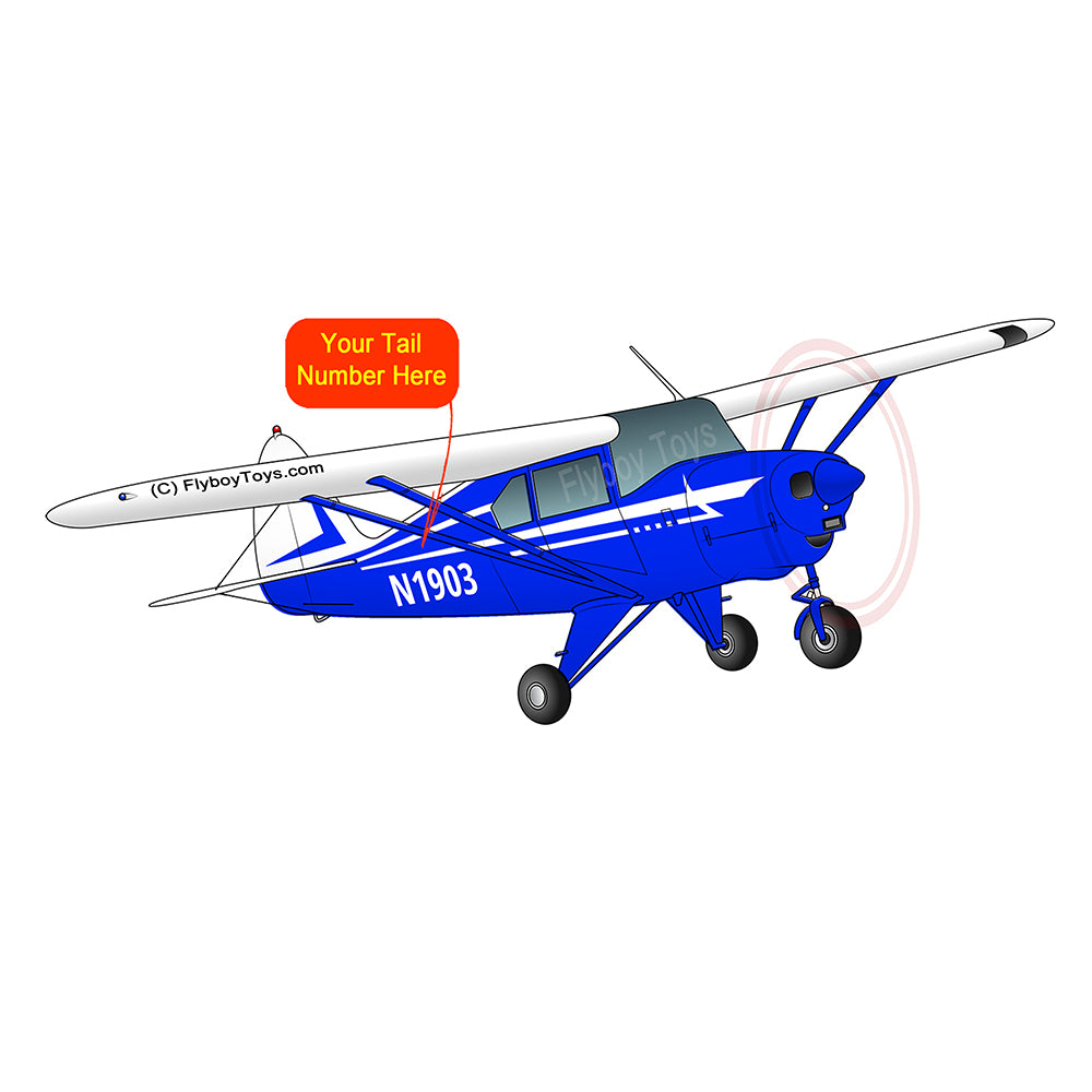 Airplane Design (Blue #2) - AIRG9GKI9-B2
