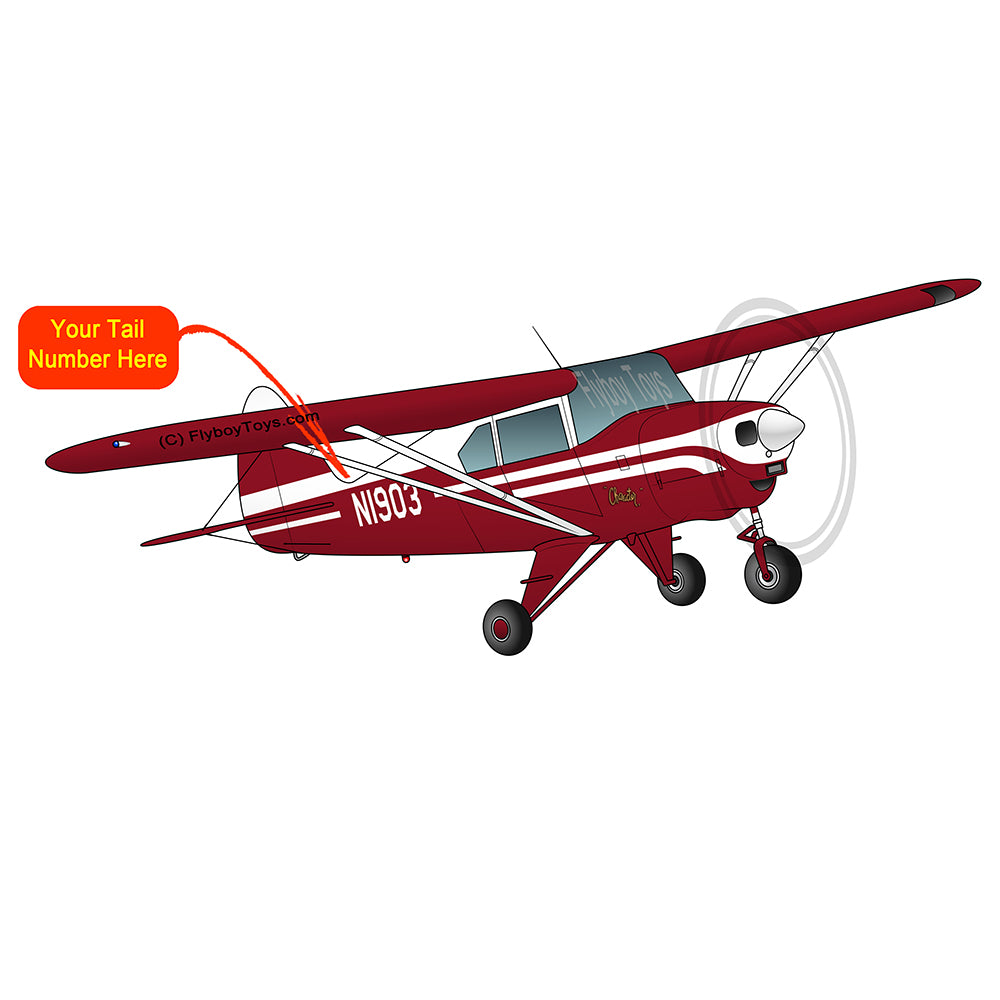 Airplane Design (Red#3) - AIRG9GKI9-R3