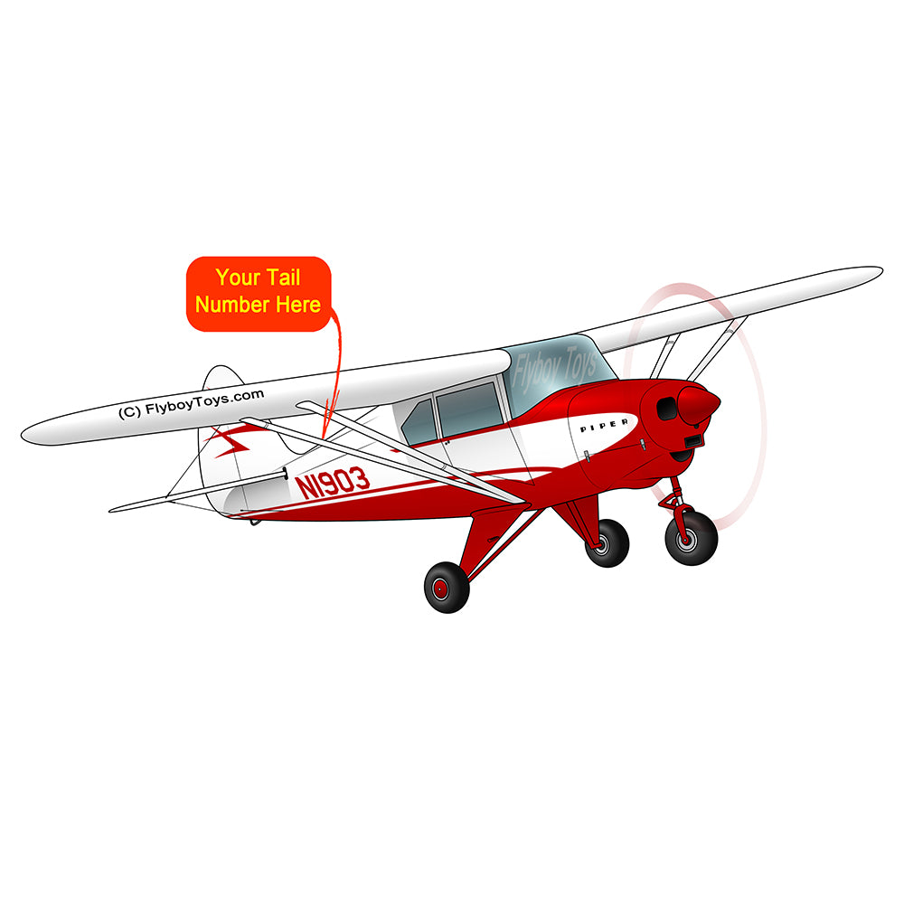 Airplane Design (Red #6) - AIRG9GKI9-R6