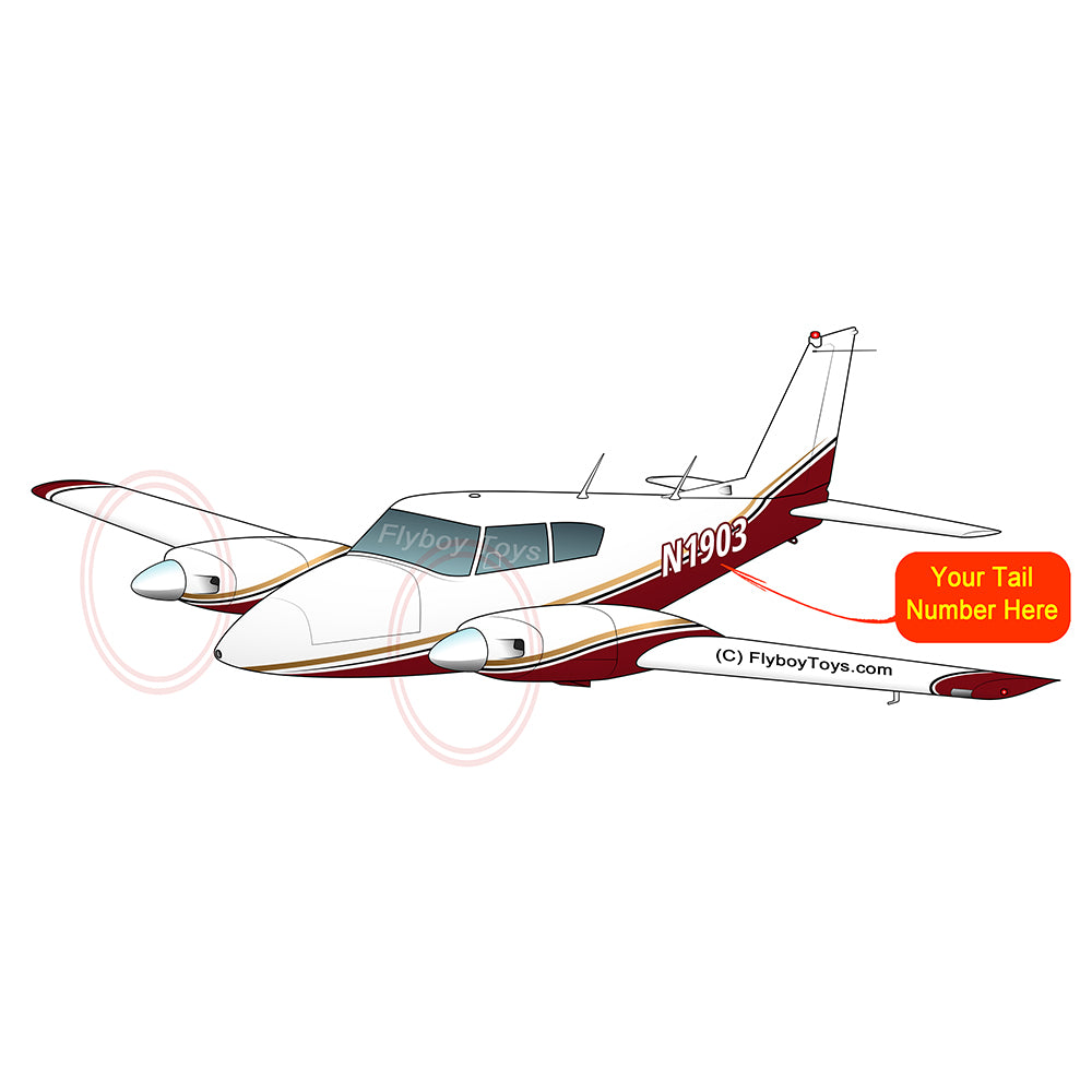 Airplane Design (Red) - AIRG9GKN9-R1