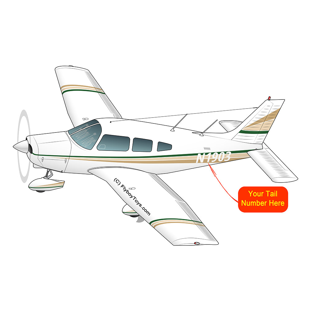 Airplane Design (Gold) - AIRG9GN1I-GLD1