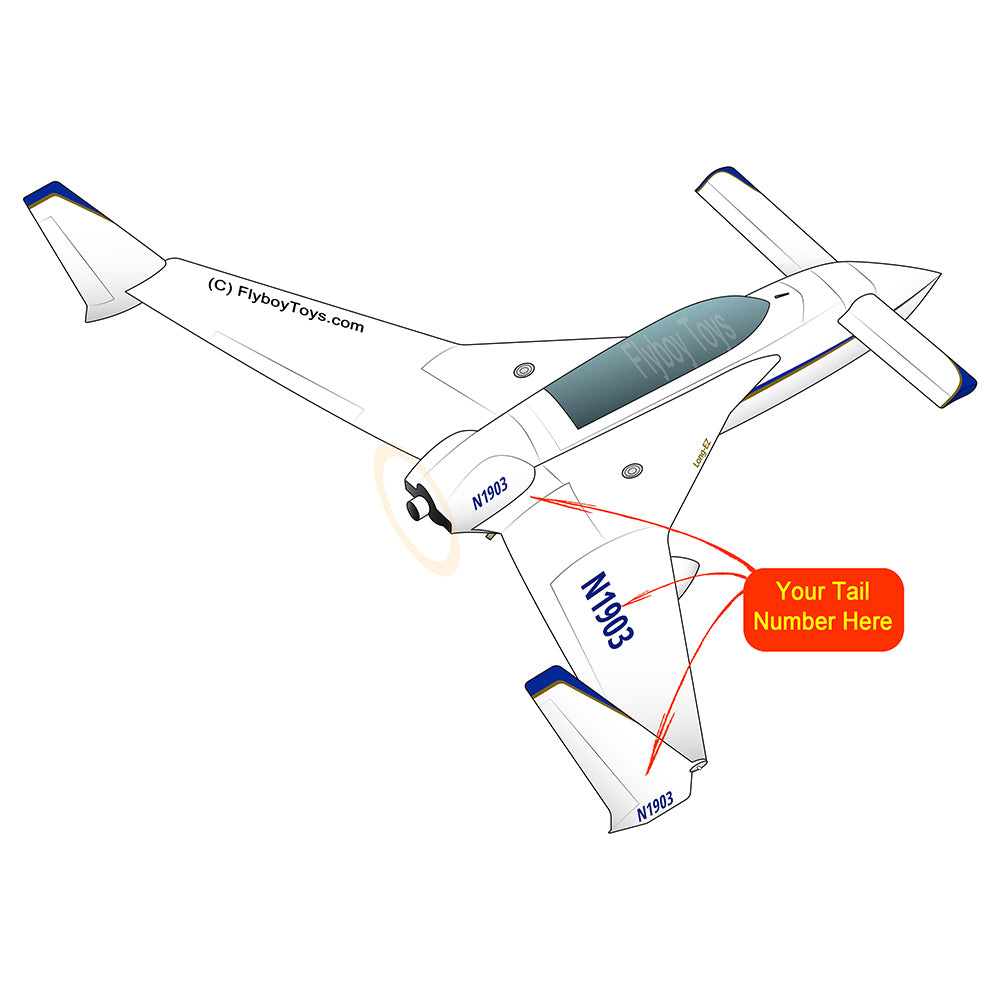 Airplane Design (Blue) - AIRILKCFE5Q-B1