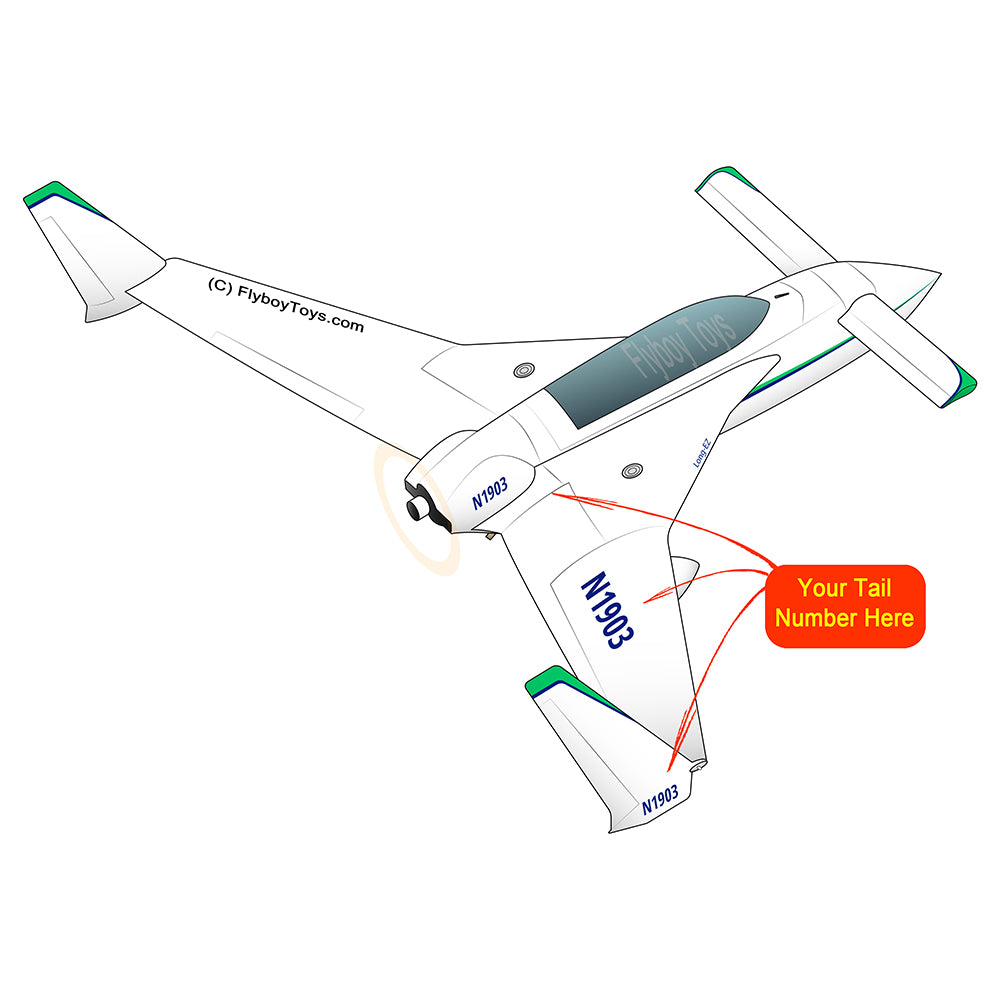 Airplane Design (Green) - AIRILKCFE5Q-G1