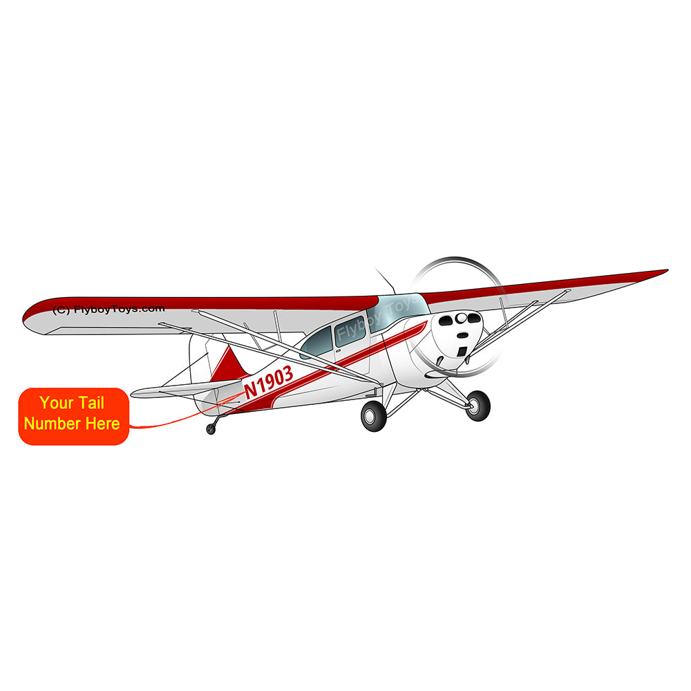 Airplane Design (Red) - AIRJ5I381-R1