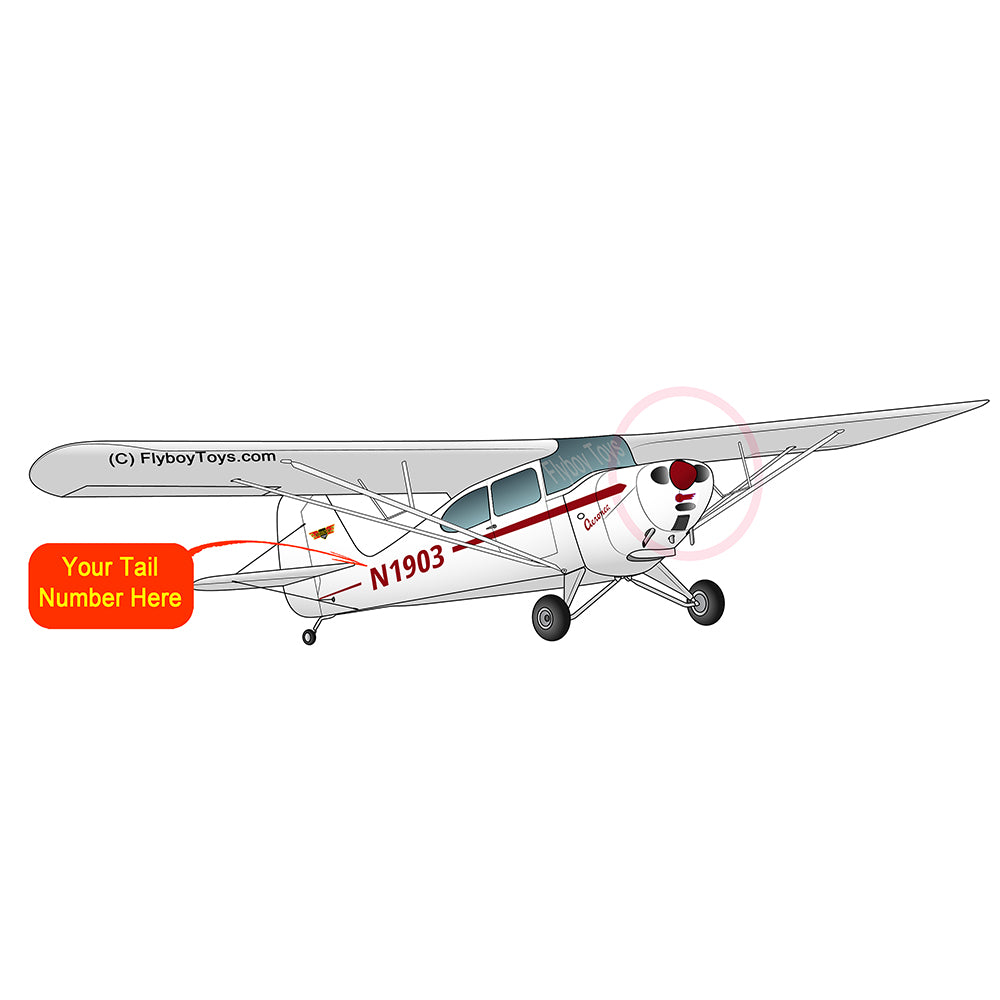 Airplane Design (Red#2) - AIRJ5I389-R2