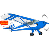 Airplane Design (Blue #2) - AIRK1PBC12D-B2
