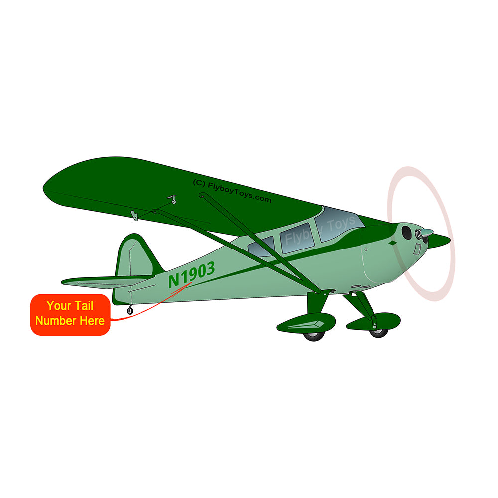 Airplane Design (Green #2) - AIRK1PF21B-G2