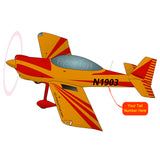 Airplane Design (Orange #1) - AIRM1EIM4-O1
