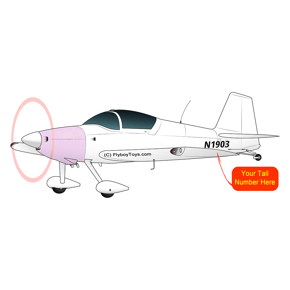 Airplane Design (Purple) - AIRM1EIM6-P1