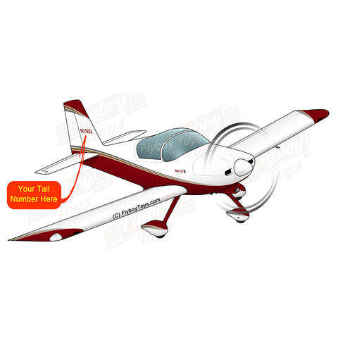 Airplane Design (Red) - AIRM1EIM7A-R1