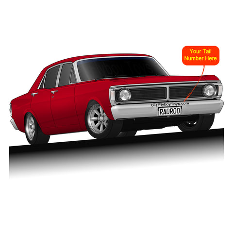 Ford Falcon Tuff XY