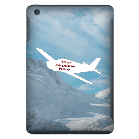 Custom Aviation Ipad Matte Cases - Personalized w/ your Airplane Aircraft