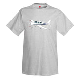 Airplane T-Shirt AIR39ISR22-B2 - Personalized w/ Your N#