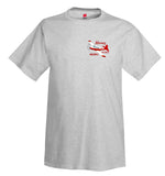 Mooney M20J / 201 Airplane T-Shirt - Personalized with Your N#