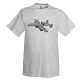 Airplane T-Shirt AIR619A10-G1 - Personalized with Your N#