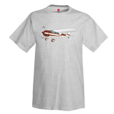 Airplane T-Shirt AIR35JJ195-BZ1- Personalized w/ Your N#