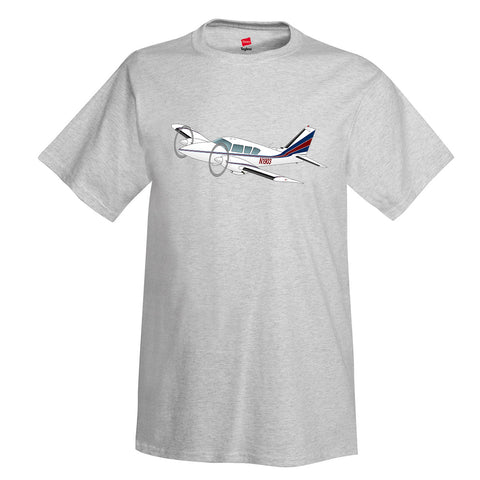 Airplane T-Shirt AIRG9G1QK-RB2 - Personalized w/ Your N#