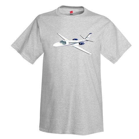 Airplane T-Shirt AIR35JJ39K1K9FEII-SB1 - Personalized w/ Your N#