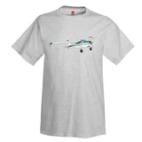 Airplane T-shirt AIR35JJ185-G1 - Personalized w/ Your N#