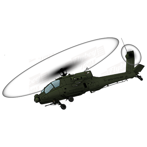 Helicopter Design - HELIF57AH64