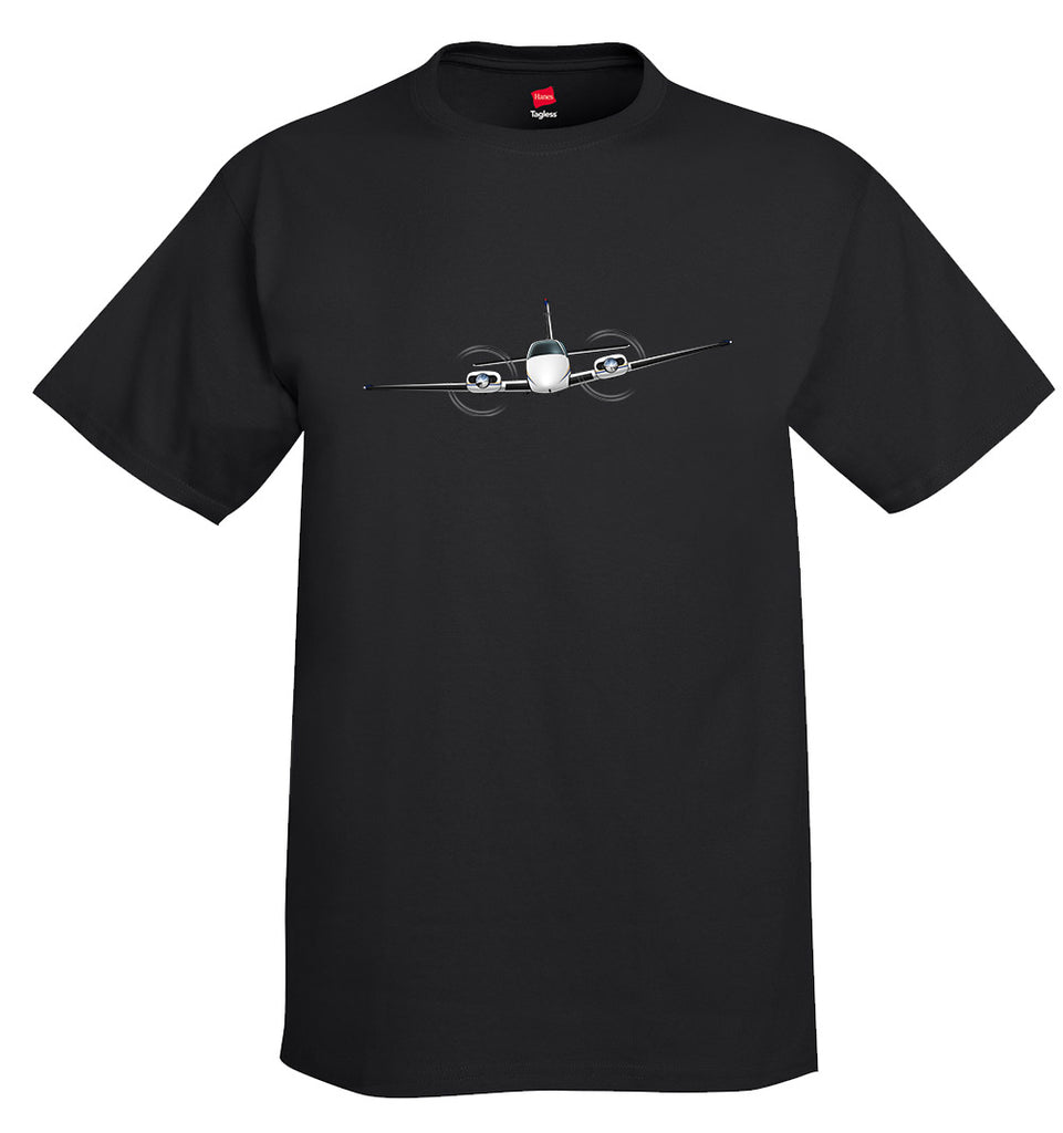 Airplane T-shirt (AIR25521IFRONT) - Personalized with Your N#